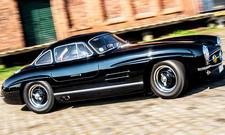 "Mercedes 300 SL ""California Outlaw"""