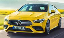 "Mercedes-AMG CLA 35 Shooting Brake (2019) ""title ="" Mercedes-AMG CLA 35 Shooting Brake (2019) ""/> </figure> <p>               <span class="