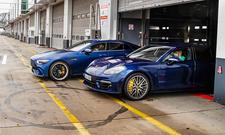 Mercedes-AMG GT 63 S 4Matic/Porsche Panamera Turbo S
