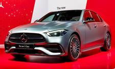 Mercedes C-Klasse Limousine (2021)
