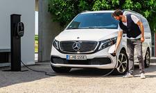 Mercedes EQV (2020)