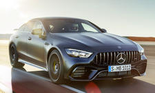 Mercedes-AMG GT 63 S (2018)