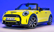 Mini Cooper S Cabrio Facelift (2021)