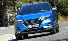 Nissan Qashqai: Test