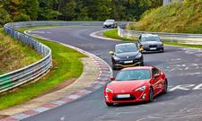 Nürburgring-Rennstrecke