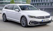 VW Passat GTE (2019)