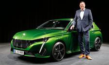 Peugeot Deutschland-Chef Haico van der Luyt
