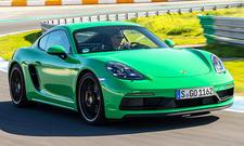 Porsche 718 Cayman GTS (2020)