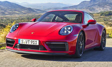 Porsche 911 GTS (2021)