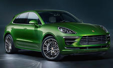 Porsche Macan Turbo Facelift (2019)