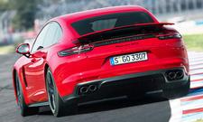 Porsche Panamera GTS (2018)