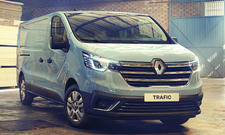 Renault Trafic Facelift (2021)