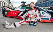 Audi-Formel-E-Pilot René Rast