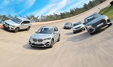Seat Ateca/BMW X1/VW Tiguan/Skoda Karoq/Audi Q3