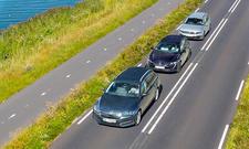 Skoda Superb Combi iV/Peugeot 508 SW Hybrid/VW Passat Variant GTE
