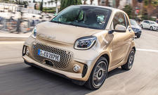 Smart EQ Fortwo Facelift (2019)