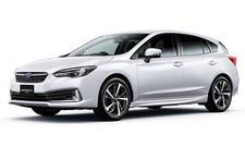 Subaru Impreza Facelift (2019)