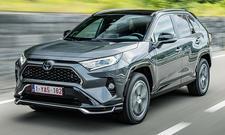 Toyota RAV4 Plug-in-Hybrid (2020)