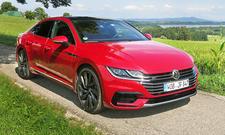 VW Arteon 2.0 TSI 4Motion