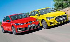 VW Golf 8/Audi A3 IV