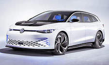 VW ID. Space Vizzion (2023)