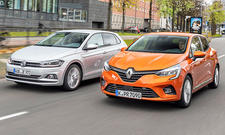 VW Polo/Renault Clio