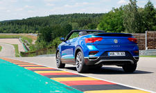 VW T-Roc Cabrio: Deutschland-Tour