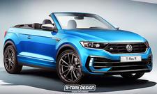 VW T-Roc R Cabrio