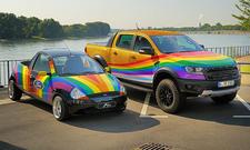 "Ford ""Very Gay Raptor"""