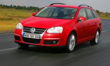 VW Golf Variant 1.4 TSI im Test