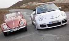 Faszination Käfer - 60 Jahre VW Cabrios