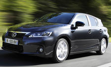 Lexus CT 200h Alternative zu Audi A3 und BMW 1er