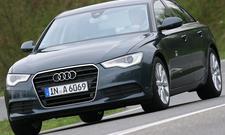 Bilder Audi A6 2.0 TDI  Viel Freude für den Fahrer