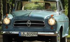Borgward Isabella TS lässt sich leicht chauffieren