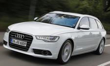 Audi A6 Avant 3.0 TDI quattro ist ein Reisekombi