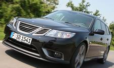 Bilder Saab 9-3 Front