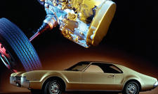 Auto Geschichte Oldsmobile - 100 Jahre Autogeschichte