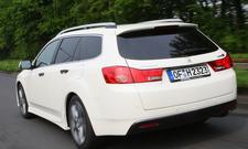 Honda Accord Tourer 2.2 i-DTEC 180 TYPE S - Heck
