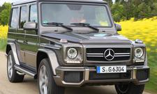 Mercedes G 63 AMG - Exterieur