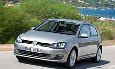 VW Golf VII 2012 Fahrbericht 1.4 TSI Dreituerer BlueMotion