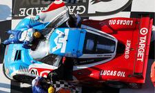 24 Stunden von Daytona Langstreckenrennen BMW Montoya