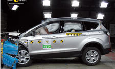 Ford Kuga 2013 Preis Crashtest Video Euro NCAP Sicherheit