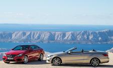 Mercedes E-Klasse Coupé 2013 Facelift Detroit Auto Show Cabrio