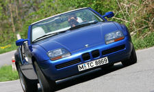 BMW Z1 Kaufberatung Roadster Klassiker Classic Cars
