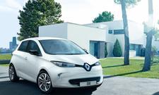 Renault Zoe Elektro-Kleinwagen Preis 2013