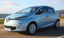 Renault Zoe Kleinwagen Elektroauto Fahrbericht Reichweite