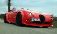 Wiesmann GT MF4-CS Supersportwagen Club Sport Fahrbericht Sport-Coupé