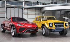 Lamborghini Urus Concept Sport-SUV LM002 V10 Geländewagen 2017 Klassiker Pickup