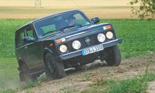 Lada Taiga 1.7 Geländewagen Test Klassiker Russland Niva 2013