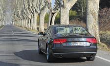 Bilder Audi A8 3.0 TDI quattro 2013 Dauertest Fazit